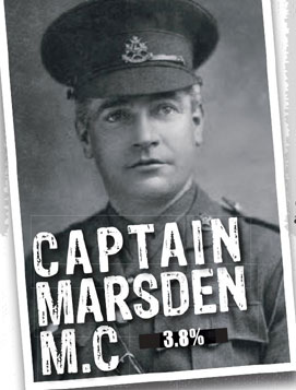 Captain Marsden